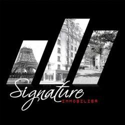 Logo Signature Immobilier